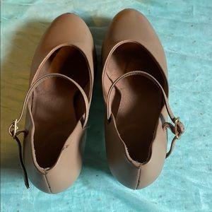 Show choir shoes, dress shoe.